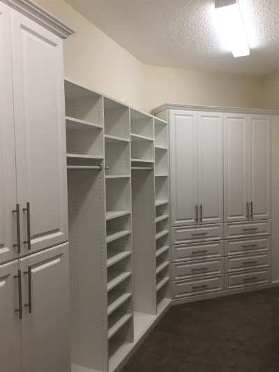 Closet with Doors