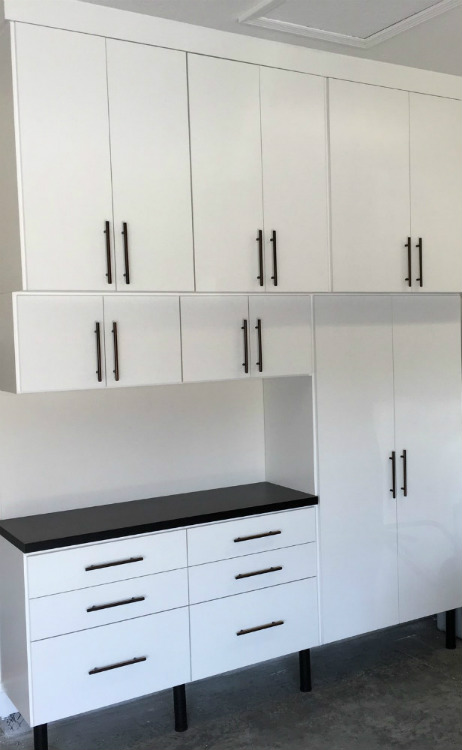 The Closet Store Jacksonville - Custom Garage Cabinets