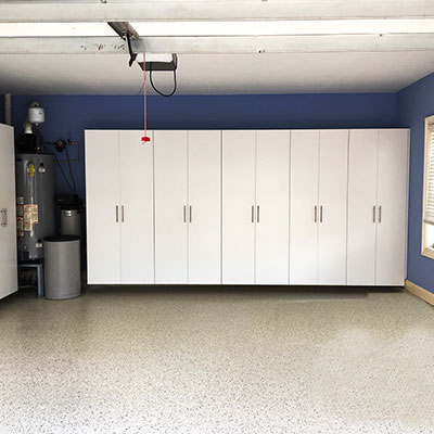 custom garage closets jacksonville