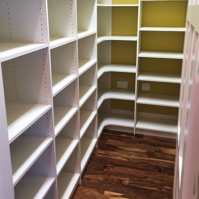custom pantry closets jacksonville