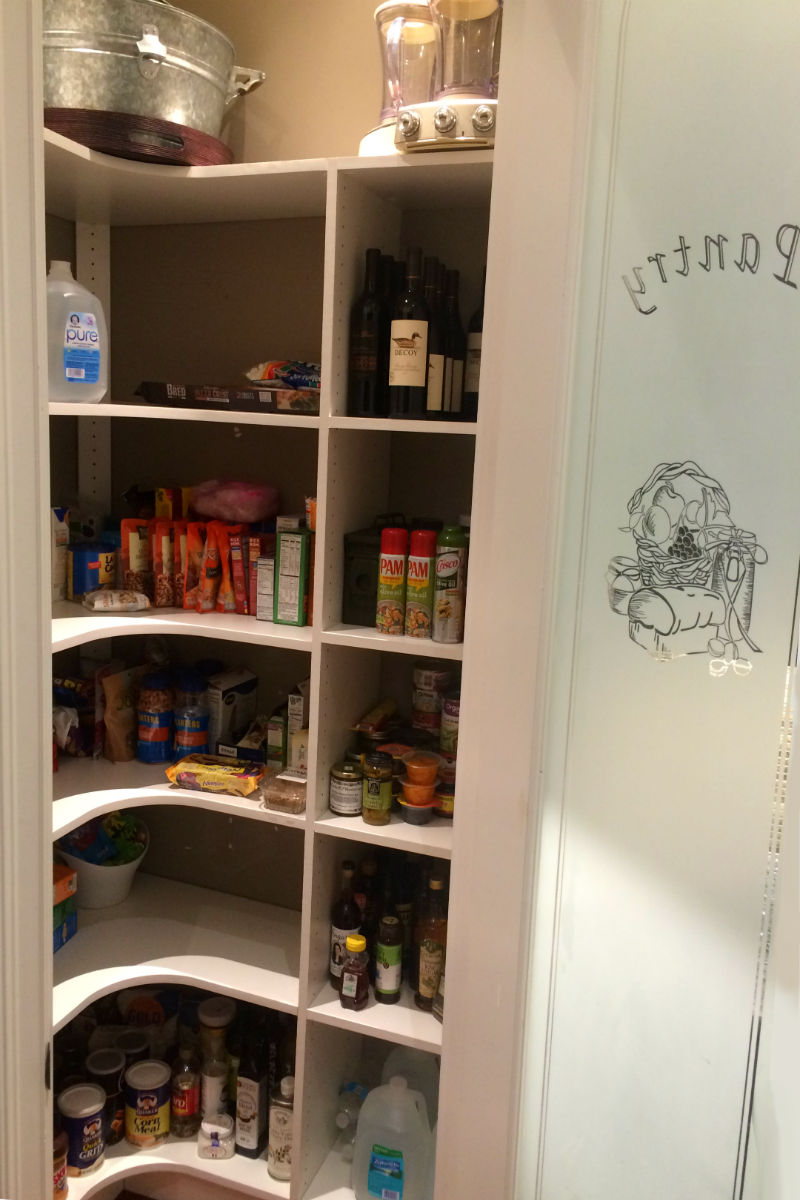 Custom Pantry Solutions
